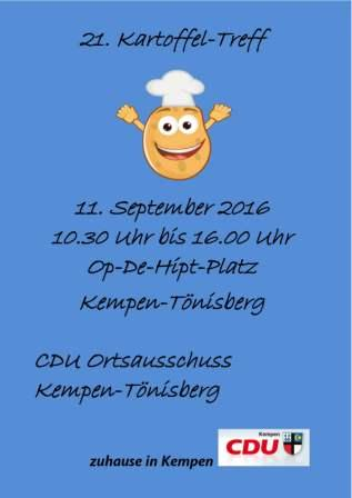Plakat Kartoffeltreff 2016-09-11 - komprimiert